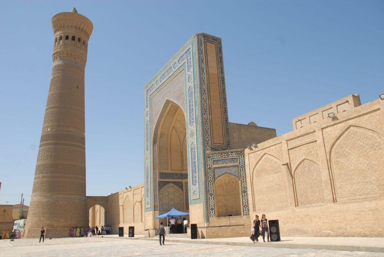 bukhara uzbekistan tour - moira viaggi