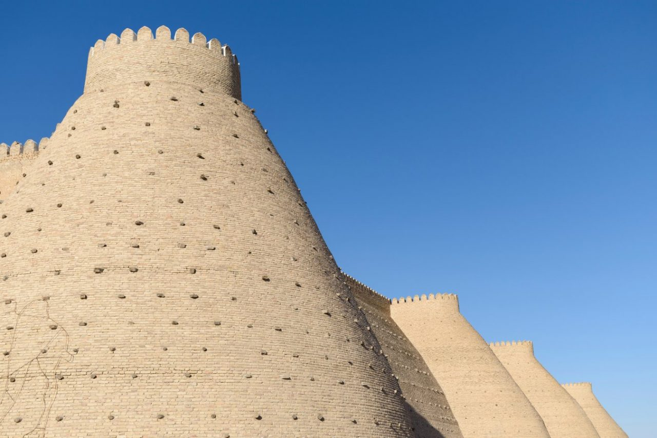 fortezza bukhara uzbekistan tour moira viaggi